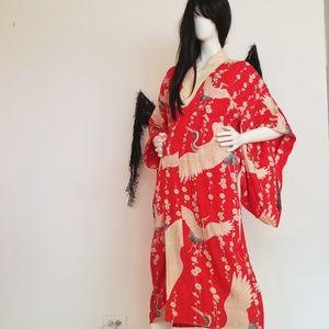 Vintage Juban Kimono Jacket